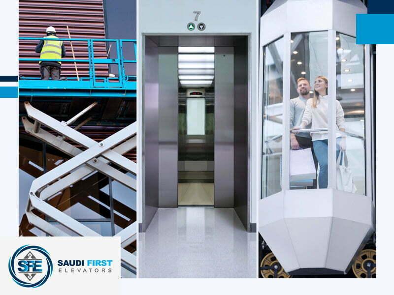 اختيار المصعد المناسب